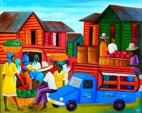 Haitian O/c Pierre Sony