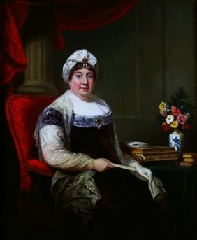 Portrait of Lady Campbell by George D. Beechey