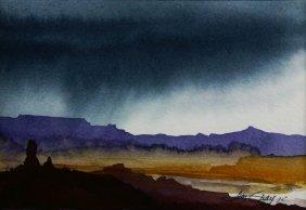 W/c Jim Gray, Tennessee Artist