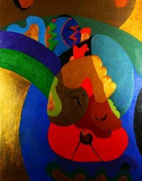 A/c Abstract , Luis Lopez-loza, 1965