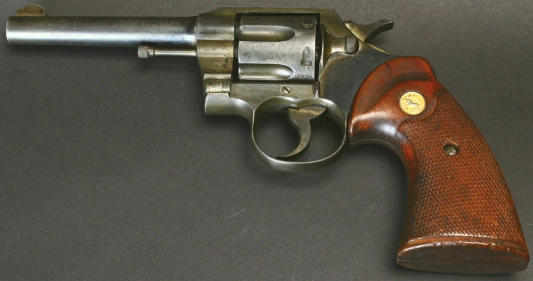 Colt .38 Police Special, 1935 - 3