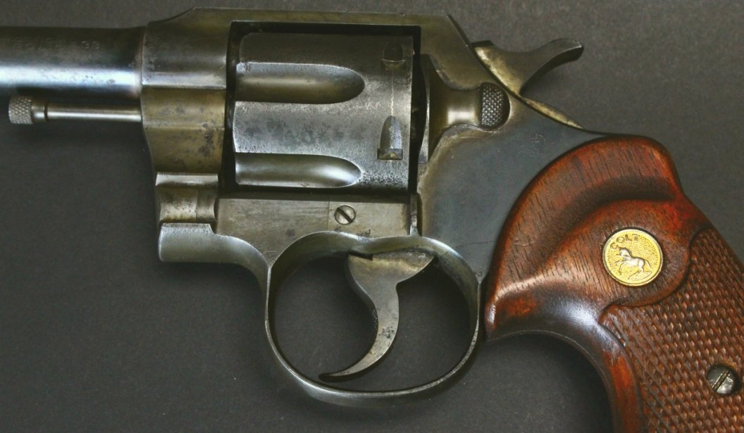 Colt .38 Police Special, 1935 - 4