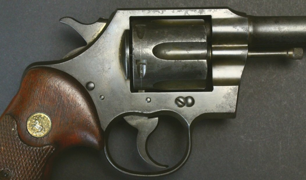 Colt .38 Police Special, 1935 - 7