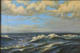 O/c Seascape, Henrich