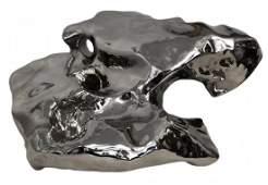 """Artificial Rock"" 53, Sculpture by Zhan Wang"