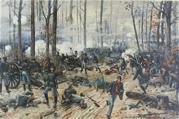 Print Battle of Shiloh Prang