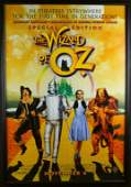 Poster, The Wizard of Oz, Remastered, 1998
