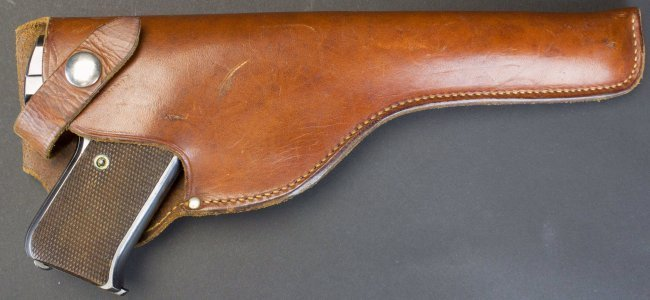 Colt, Woodsman, .22 Cal, c.1924, orig holster*FFL - 4