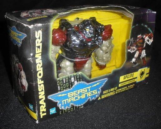 2000 Botcon Transformers Beast Machines Apelinq