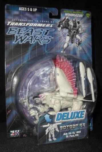 1999 Botcon Transformers Beast Wars Windrazor