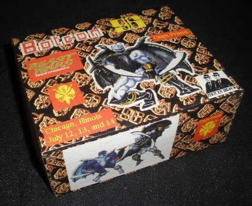 1996 Botcon Transformers Beast Wars Onyx Primal