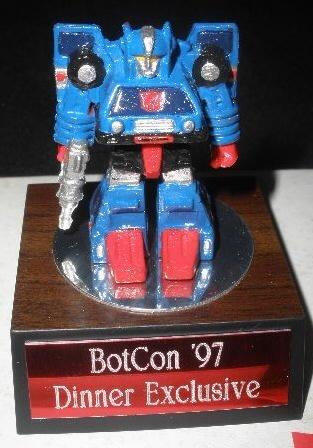 1997 Botcon Dinner Ex. Skids Decoy
