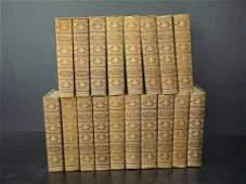 """1236: Eighteen volume set: """"Scott's Works"""""""