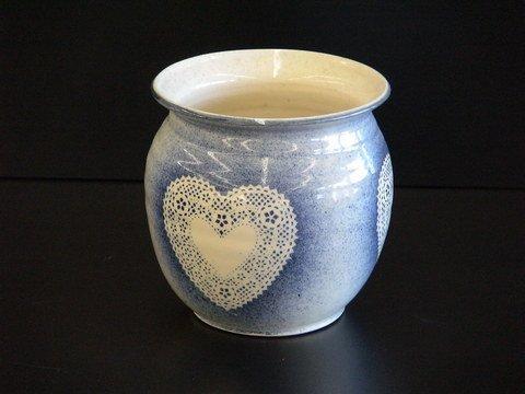 1005: Glazed Stoneware Heidi Zimbler  State College, PA