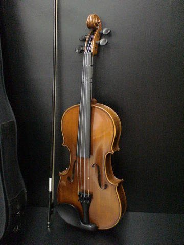 1229: VIOLIN Samuel Eastman No. VL80 - Full Size 4/4  - 2