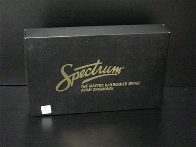 1311: Spectrum The Master Railroader Series from Bachma