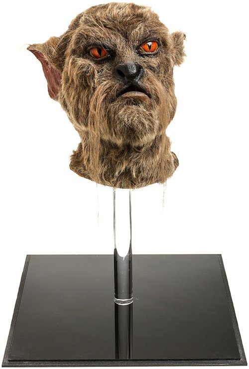 Star Trek: The Voyage Home Caitian Character Mask