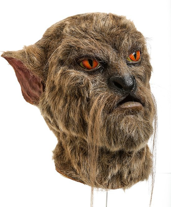 Star Trek: The Voyage Home Caitian Character Mask - 2