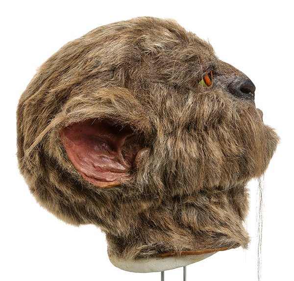 Star Trek: The Voyage Home Caitian Character Mask - 3