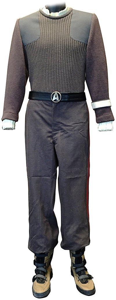 Star Trek: The Final Frontier Captain Kirk Commando