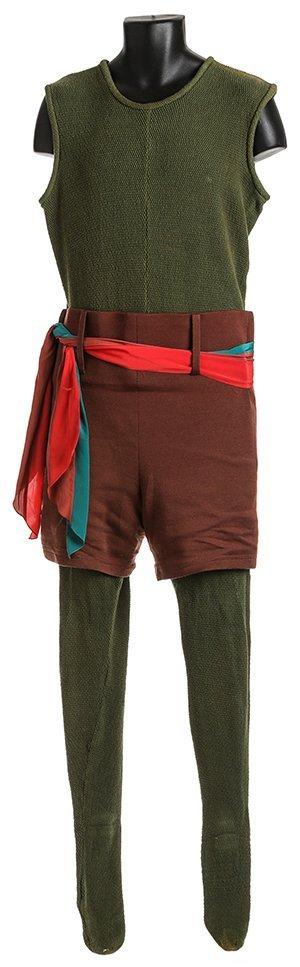 Star Trek: Deep Space Nine Sisko's Boxing Outfit