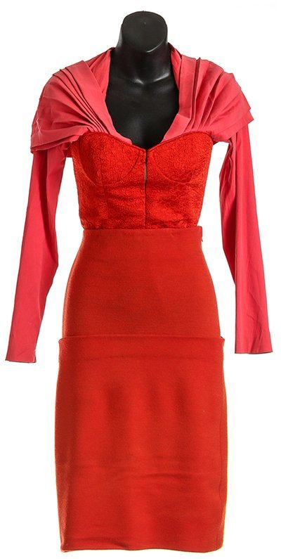 """Star Trek: Deep Space Nine Vash Outfit from """"Q-Less"""""""