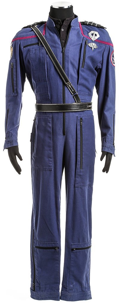 "Star Trek: Enterprise Trip's Jumpsuit ""In a Mirror..."""