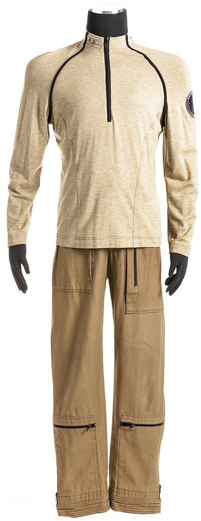 Star Trek: Enterprise Trip Tucker's Desert Uniform