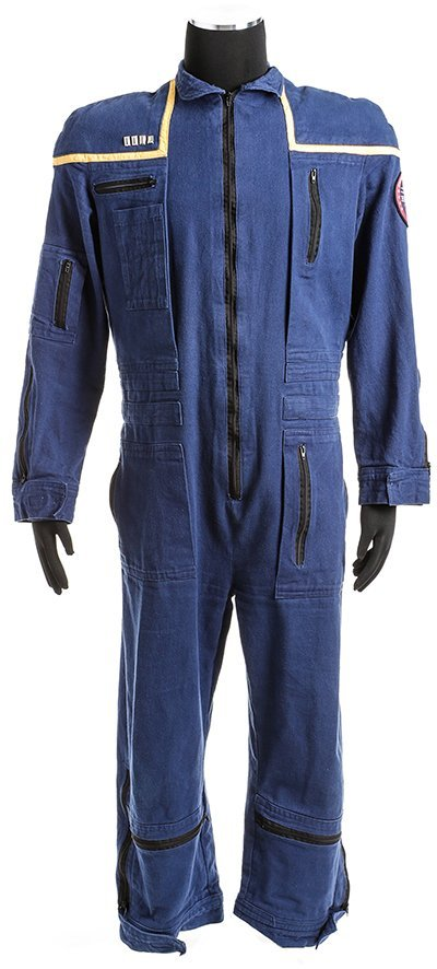 Star Trek: Horizon Enterprise Style Captain Jumpsuit