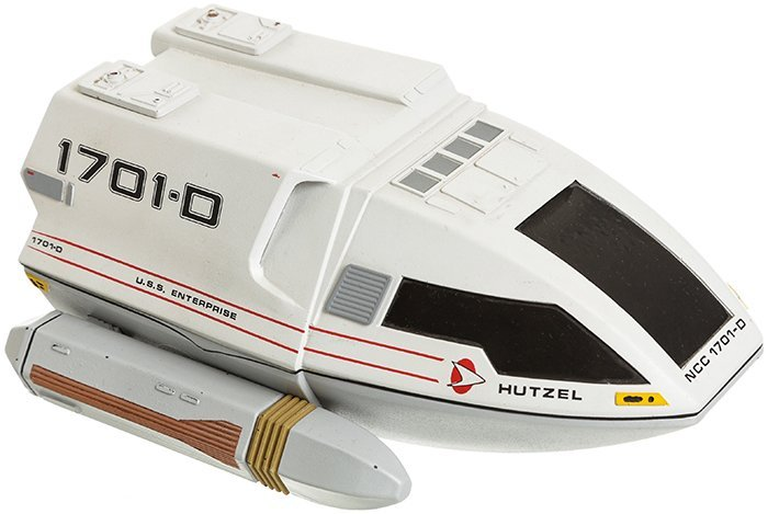 Star Trek: The Next Generation Shuttlecraft Crew Gift