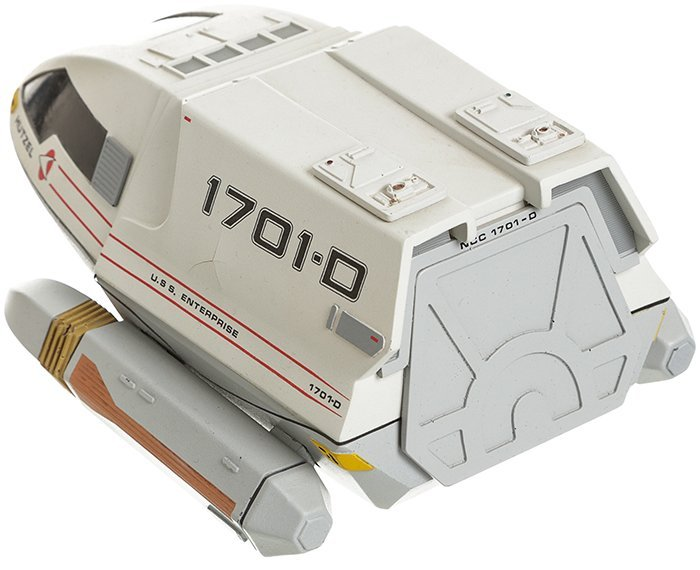 Star Trek: The Next Generation Shuttlecraft Crew Gift - 2