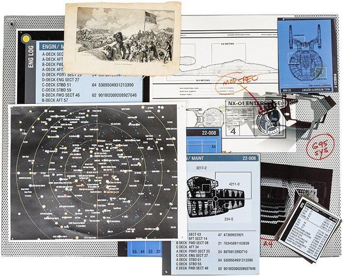 Star Trek: Enterprise Trip Tucker's Bulletin Board