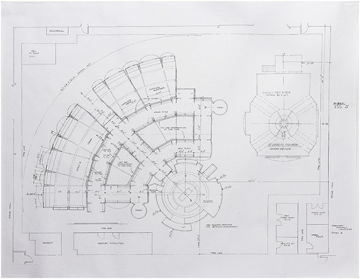 Star Trek: Enterprise Stage 8 Master Blueprint Plan