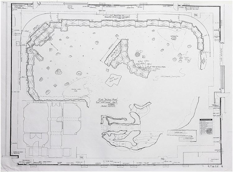 Star Trek: Enterprise Stage 9 Master Blueprint Plan