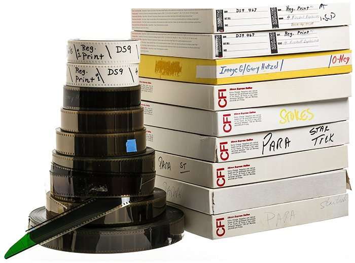 Star Trek: Deep Space Nine Film Roll Collection