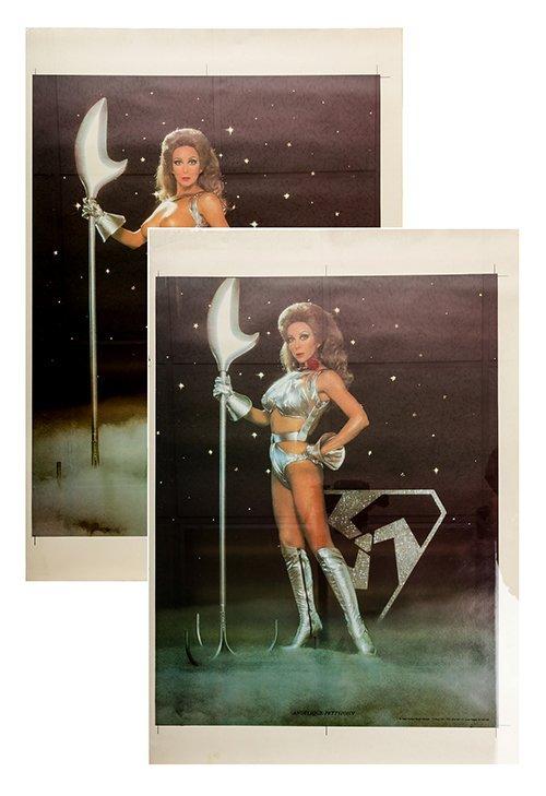 "Star Trek ""Angelique Petty john"" Poster Collection"