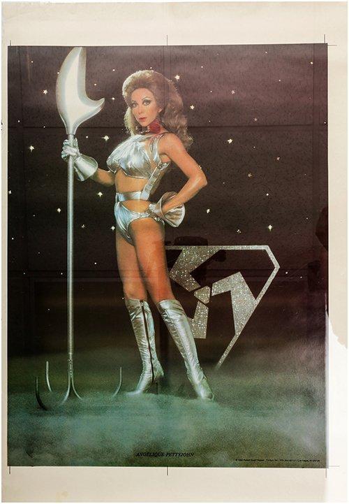 "Star Trek ""Angelique Petty john"" Poster Collection - 2"