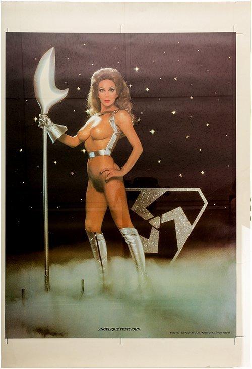 "Star Trek ""Angelique Petty john"" Poster Collection - 3"