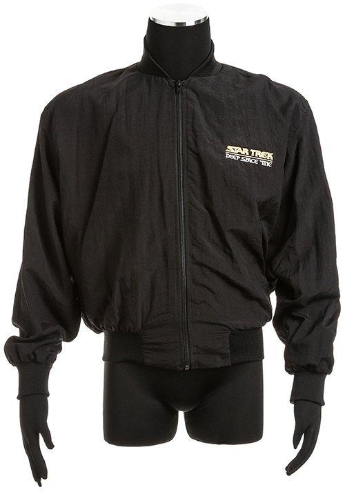Star Trek: Deep Space Nine Black Crew Jacket