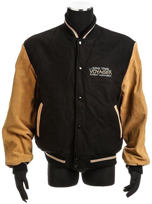Star Trek: Voyager Crew Member Jacket