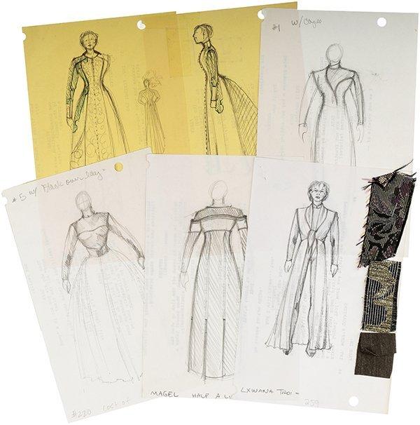 Star Trek: The Next Generation Lwaxana Troi Concept...