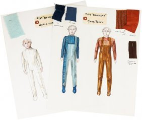 "Star Trek: The Next Generation ""Brothers"" Concept Art"