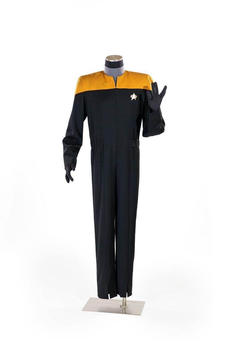 Tuvok Starfleet uniform