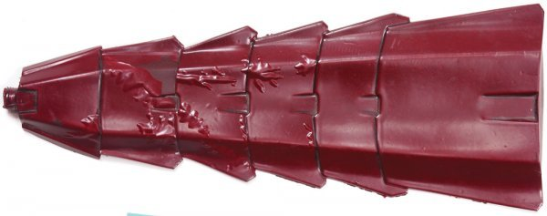 4: Iron Man Mark III Spine Armor