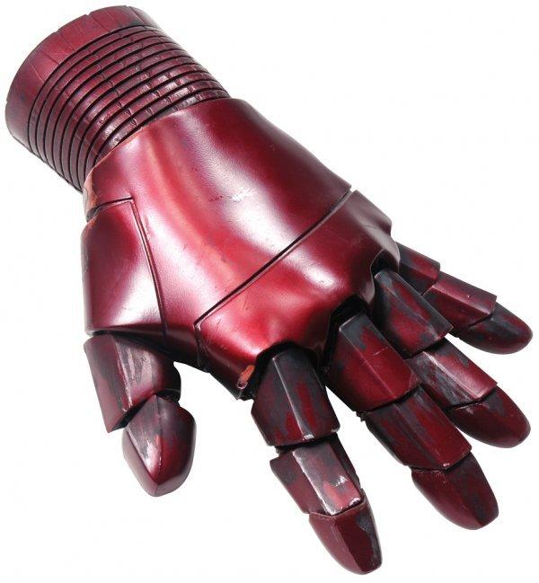 5: Iron Man Hero Mark III Left Hand