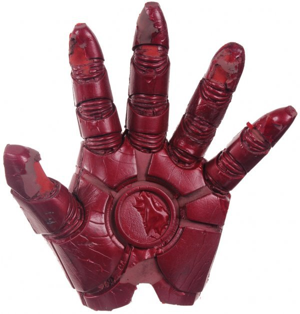 6: Iron Man Mark III Left Hand