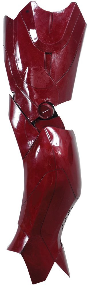 10: Iron Man Mark III Right Leg