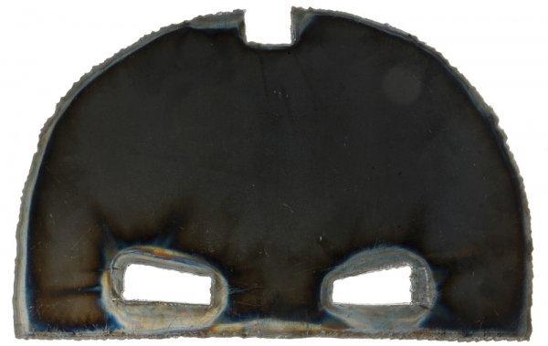 14: Mark I Steel Helmet Pieces