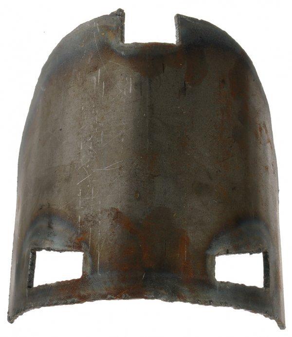 16: Mark I Steel Helmet Pieces