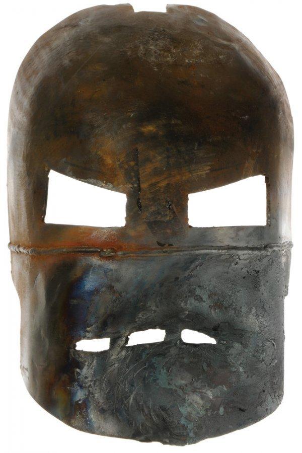 17: Hero Forged Mark I Mask